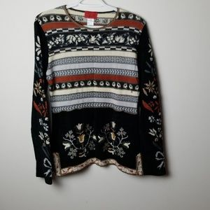 Vintage 70s Hippie Sweater